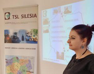 Daria ŻMURDA Kierownik Działu Marketingu TSL Silesia
